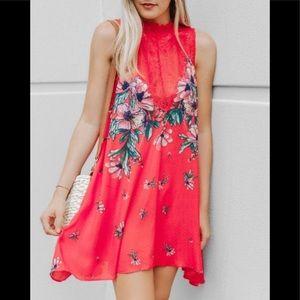 FP tunic dress top intimates XS